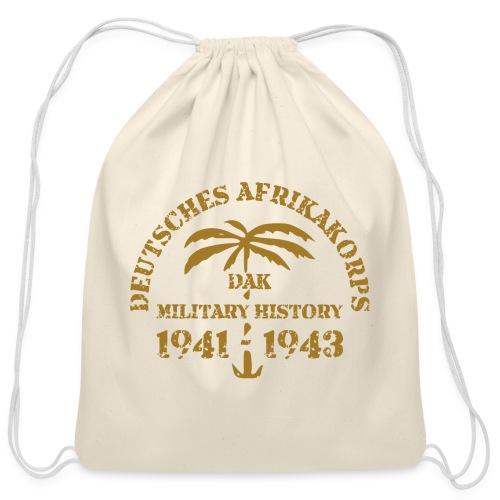 Afrikakorps - Cotton Drawstring Bag