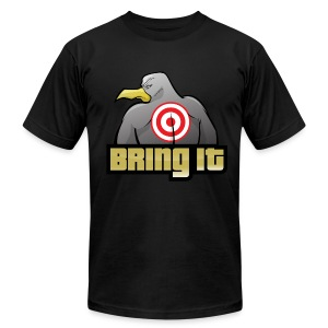 Bring It Dicky - Men's T-Shirt by American Apparel