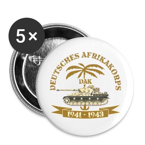 Afrikakorps - Large Buttons