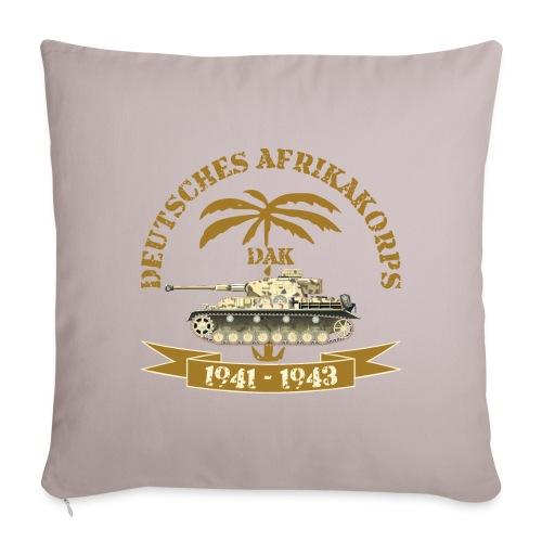 Afrikakorps - Throw Pillow Cover