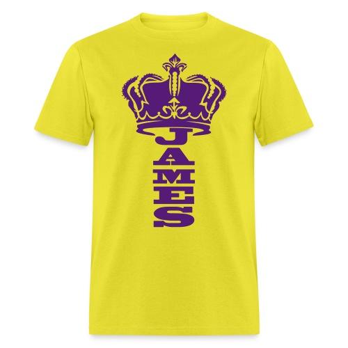 King James The Laker - Men's T-Shirt