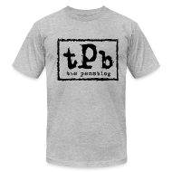 T-Shirts ~ Men's T-Shirt by American Apparel ~ tPb t-shirt