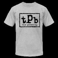 T-Shirts ~ Men's T-Shirt by American Apparel ~ tPb t-shirt
