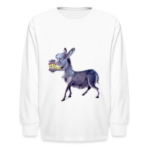 Donkey - Kids' Long Sleeve T-Shirt