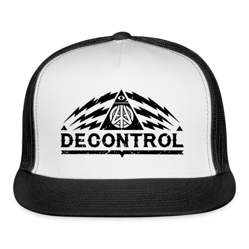 DECONTROL TRUCKER CAP - Trucker Cap