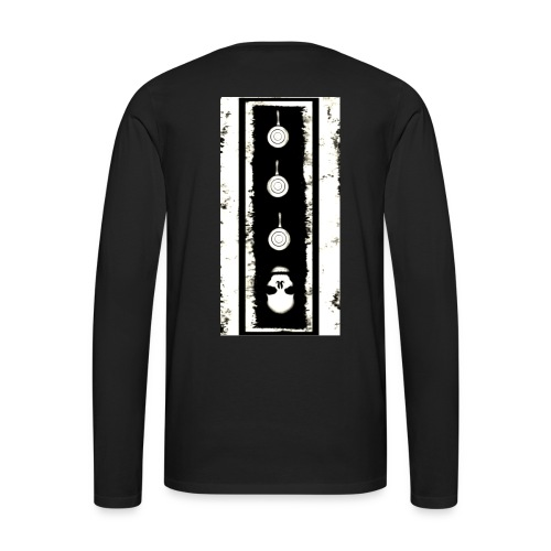 Skull Candy - Men's Premium Long Sleeve T-Shirt