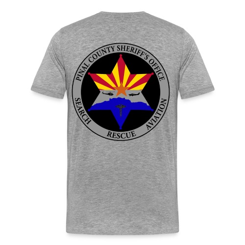 PCSO Shirt - Men's Premium T-Shirt