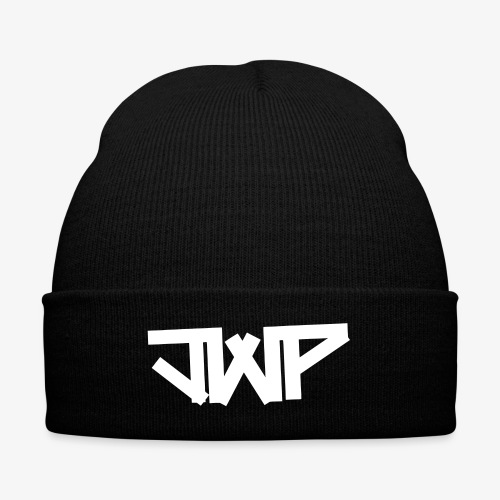 JWP Knit Cap - Knit Cap with Cuff Print