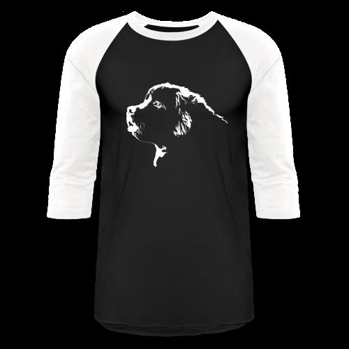 Newfoundland Puppy Baseball Jersey Shirts - Baseball T-Shirt
