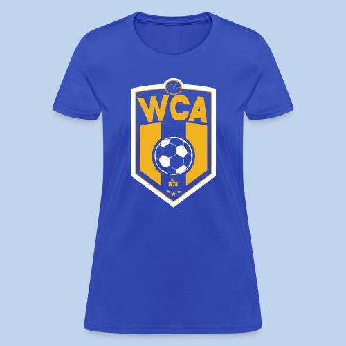 WCA Soccer- Women's Tee - Women's T-Shirt