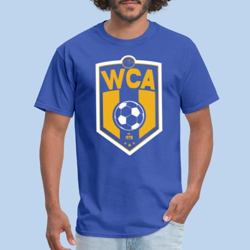 WCA Soccer- Royal Men's Tee - Men's T-Shirt