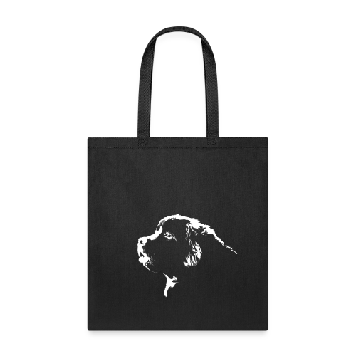 Newfoundland Tote Bags Puppy Dog Tote Bags - Tote Bag