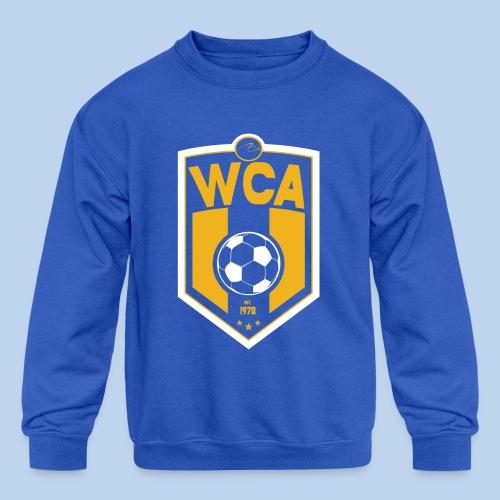 WCA Soccer- Youth Soccer Crewneck Sweatshirt - Kids' Crewneck Sweatshirt