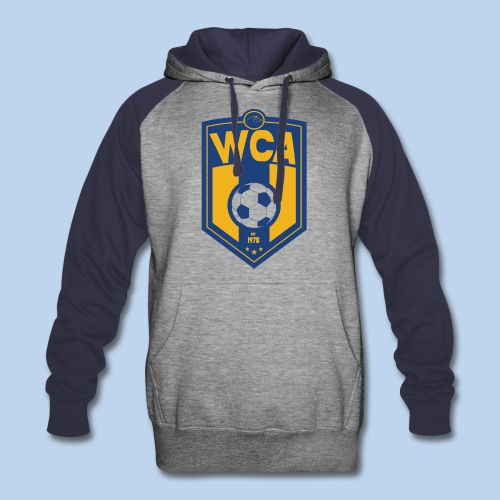 WCA Soccer- Colorblock Hoodie - Colorblock Hoodie