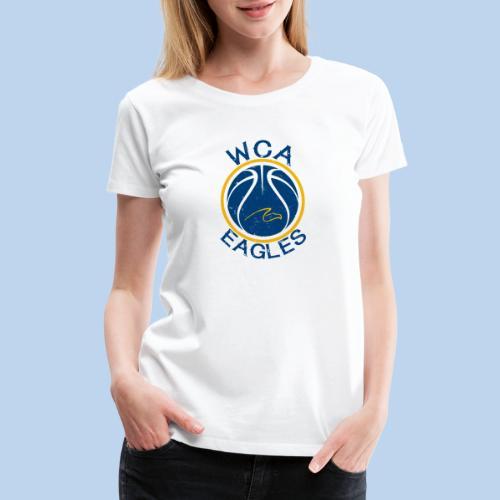 WCA Basketball- Women's Premium Tee - Women's Premium T-Shirt