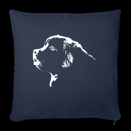 Newfoundland Dog Pillows Puppy Dog Throw Pillows  - Throw Pillow Cover