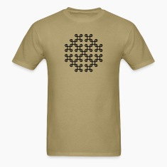 endless knot - section crop circle 2012 I T-Shirts