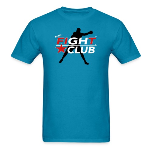 RFC Boxer Silhouette - Men's T-Shirt
