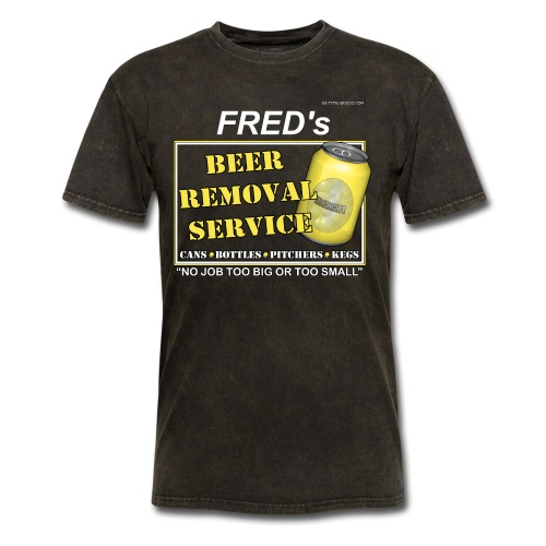 Beer Removal Service - Men's T-Shirt