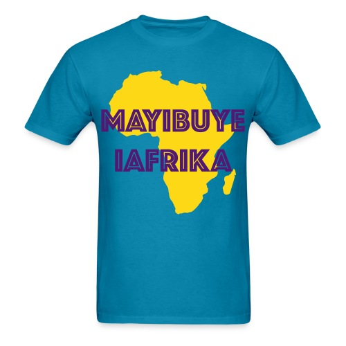 MAYIBUYE - Men's T-Shirt