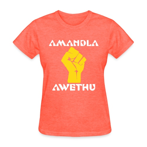 Amandla - Women's T-Shirt