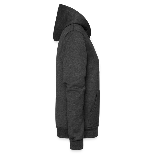 Brazilian Jiu Jitsu - Mens Hoodie with Zipper - wb