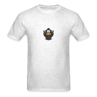 T-Shirts ~ Men's T-Shirt ~ Basic Adiumy Gray