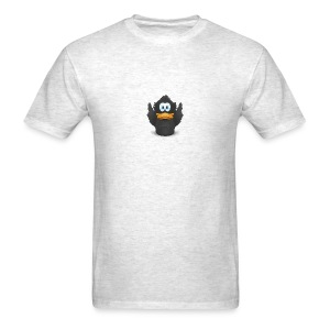 Basic Adiumy Gray - Men's T-Shirt