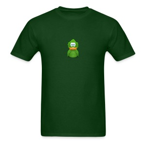 Basic Adiumy Green-on-Green - Men's T-Shirt
