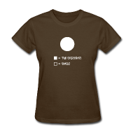 T-Shirts ~ Women's T-Shirt ~ Out of the Ordinary (Ladies)