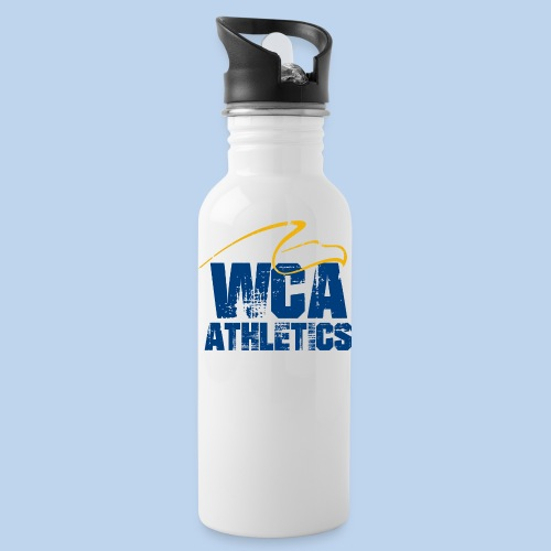 WCA Athletics 20 0z water bottle - Water Bottle
