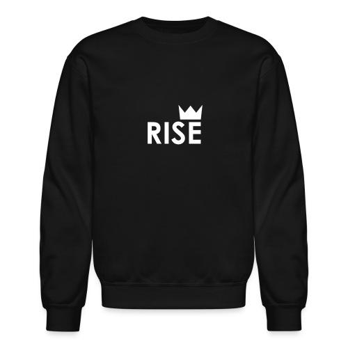 RISE CREW NECK UNISEX SWEATSHIRT - Crewneck Sweatshirt