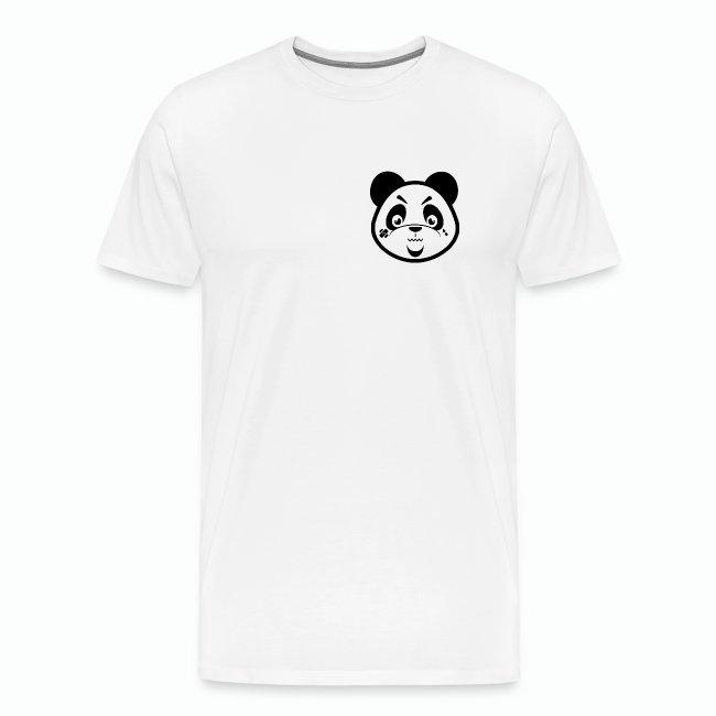 XQZT Brand PacBear Mascot T-shirt
