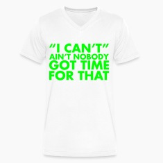 I can't - AMRAP Style T-Shirts
