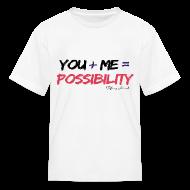 Kids' Shirts ~ Kids' T-Shirt ~ Possibility