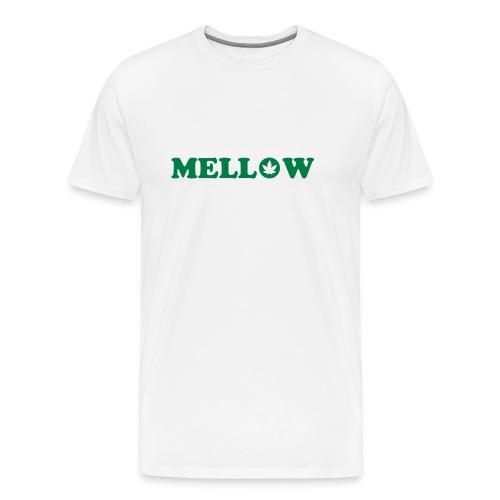 Mellow Medical Cannabis - Men's Premium T-Shirt