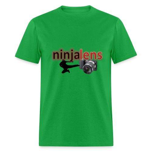 ninjalens shirt - Men's T-Shirt
