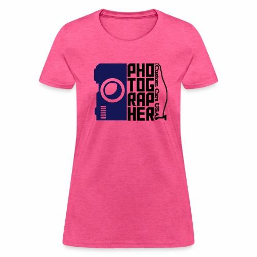 CCU  Photographer - Women's T-Shirt