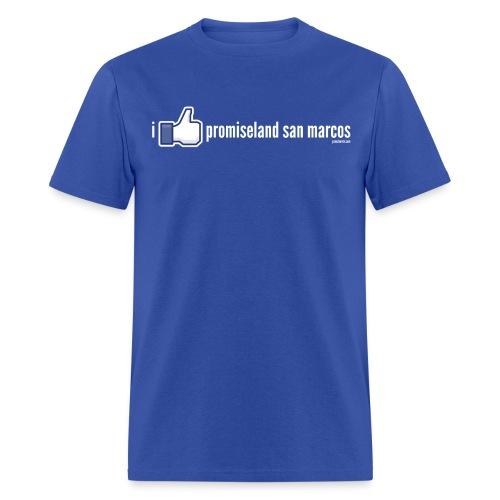 I Like PromiseLand San Marcos - Men's T-Shirt