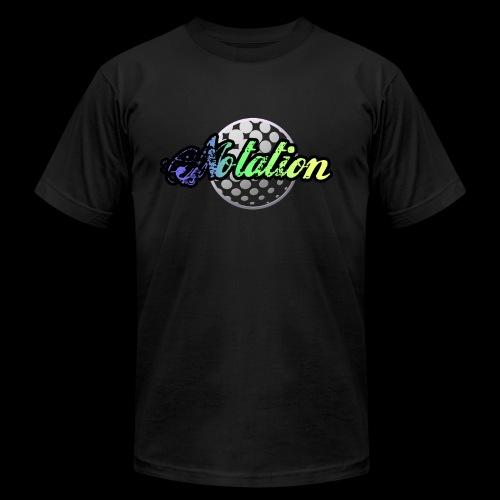 Notation Men's Tee (American Apparel) - Men's Fine Jersey T-Shirt