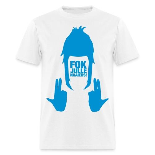 Yo-landi Vi$$er Fok Julle Naaiers 4 - Men's T-Shirt