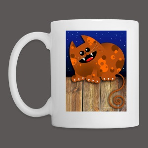 CALICO CAT - Coffee/Tea Mug