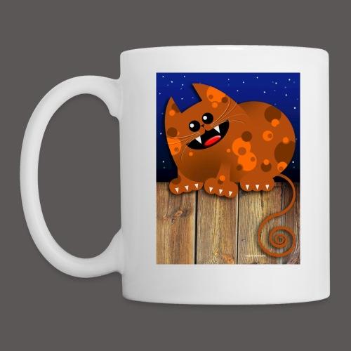 CALICO CAT - Coffee/Tea Mug