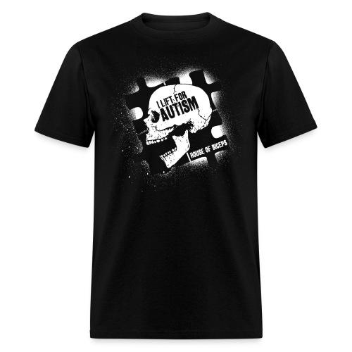 Skull Biceps - Men's T-Shirt
