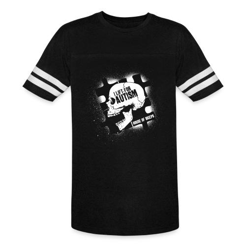 Skull Biceps - Vintage Sport T-Shirt