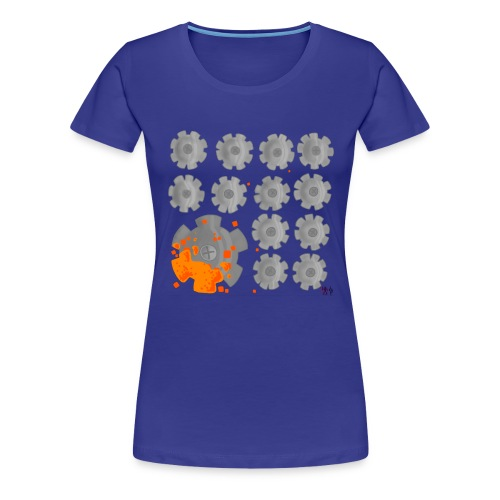 PixelRustMuzic Women's Tee - Women's Premium T-Shirt