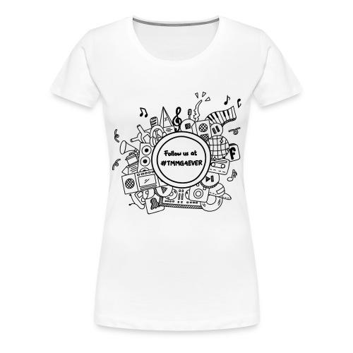 tmmg promo shirt - Women's Premium T-Shirt