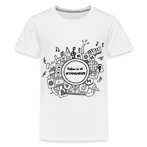tmmg promo shirt - Kids' Premium T-Shirt
