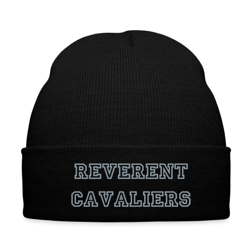 Reverent Cavaliers Knit Cap with Cuff Print (Fan Merch) - Knit Cap with Cuff Print