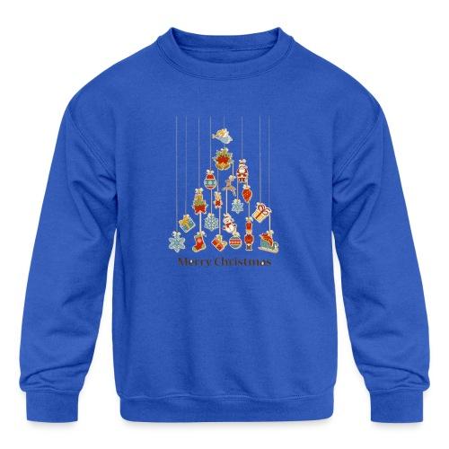Feliz Navidad - Para Niños - Kids' Crewneck Sweatshirt